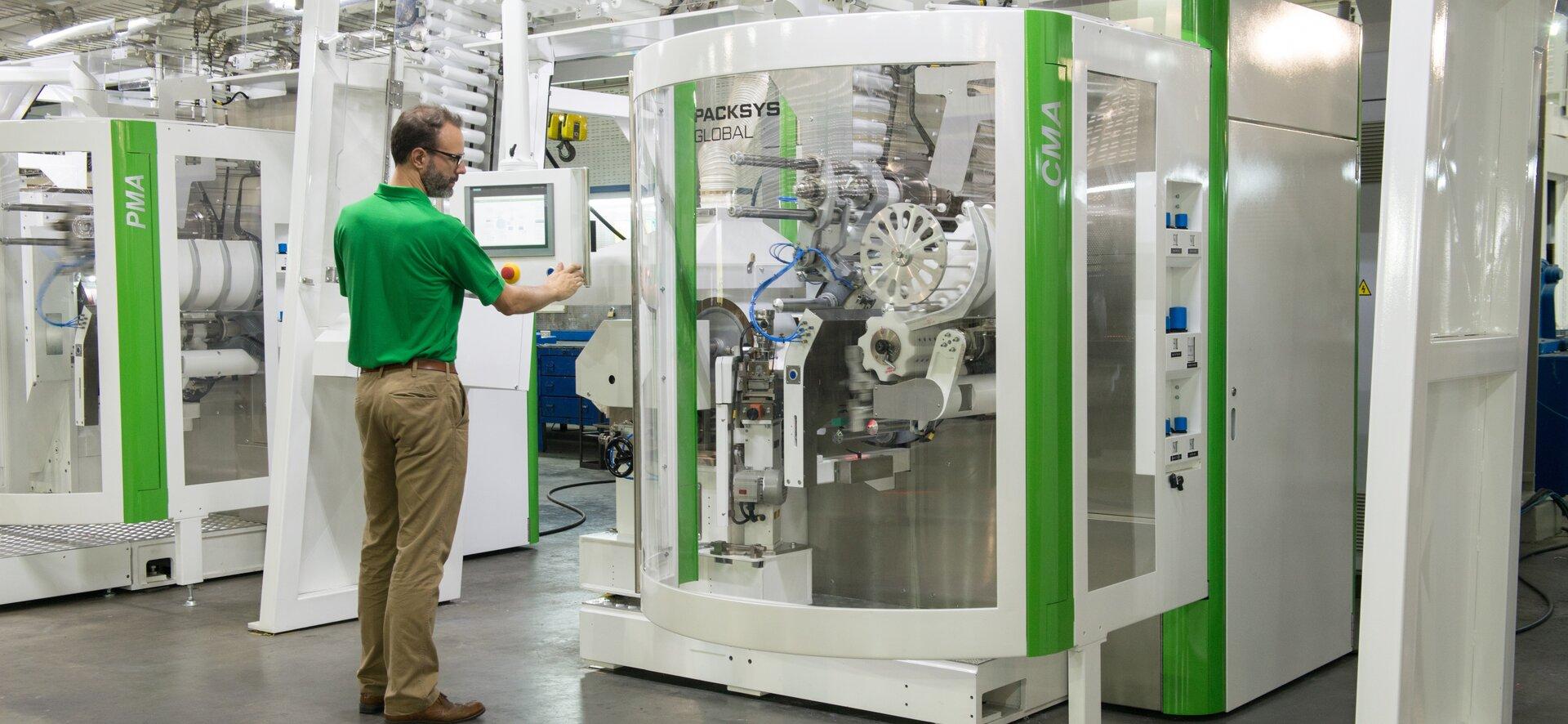 Aluminium Tuben Produktionslinie von PackSys Global