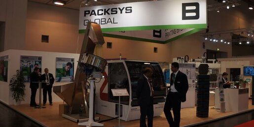 Impression of the PackSys Global booth