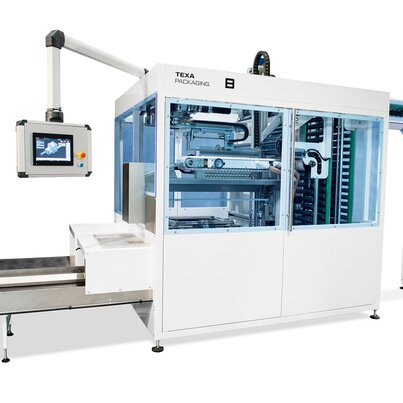 CoreMaster machine Texa Packing