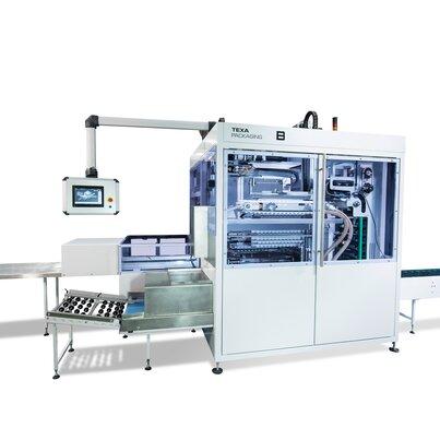 FlexMaser tube packing machine