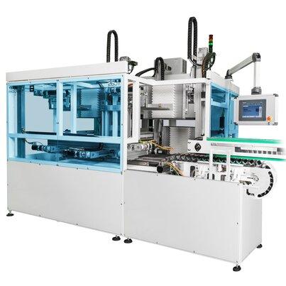 SpeedMaster machine Texa Packing
