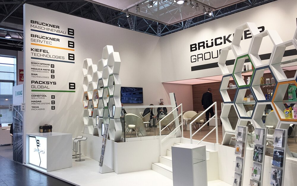 Interpack 2017: All Brückner Group members were there
