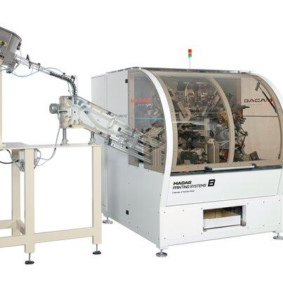 DecoRoll-XD machine