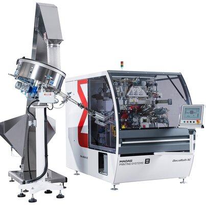 DecoRoll-XC machine