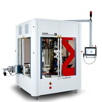 DecoMat-700 machine