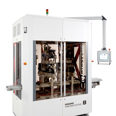 DecoMat-LS200 machine