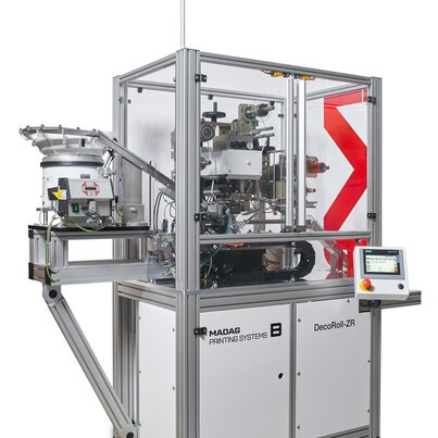 DecoRoll-ZR machine