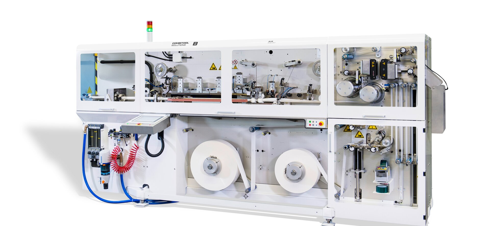 Prestige Body Maker The efficient laminate seaming solution