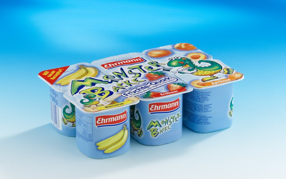 Thermoformen Verpackung - Yoghurtbecher