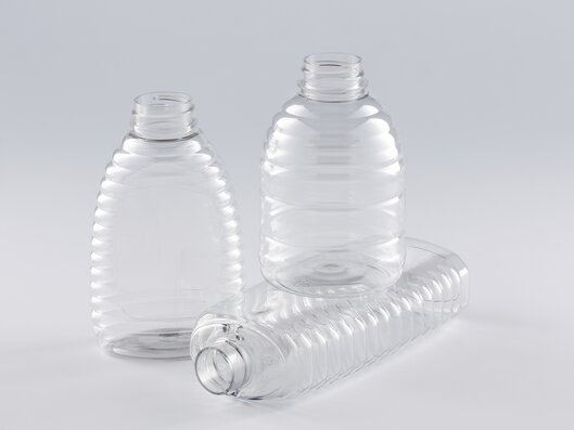 Thermoformen Verpackung - Flasche
