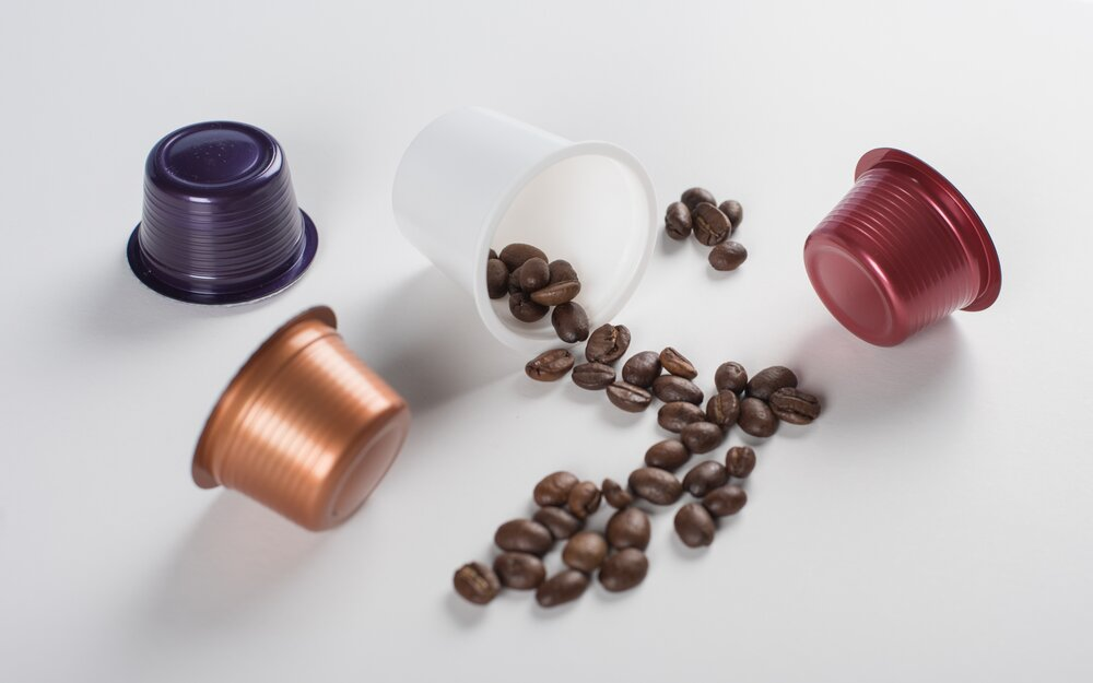 Thermoforming Packaging - Coffee Capsule