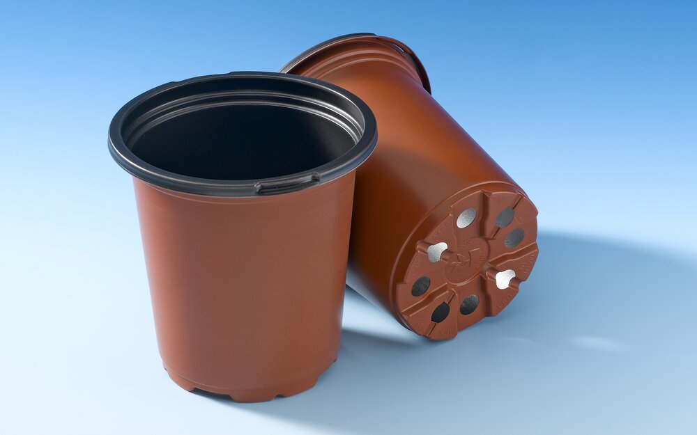 Thermoforming Packaging - Flowerpot