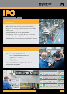 Integrated Process Control System IPC