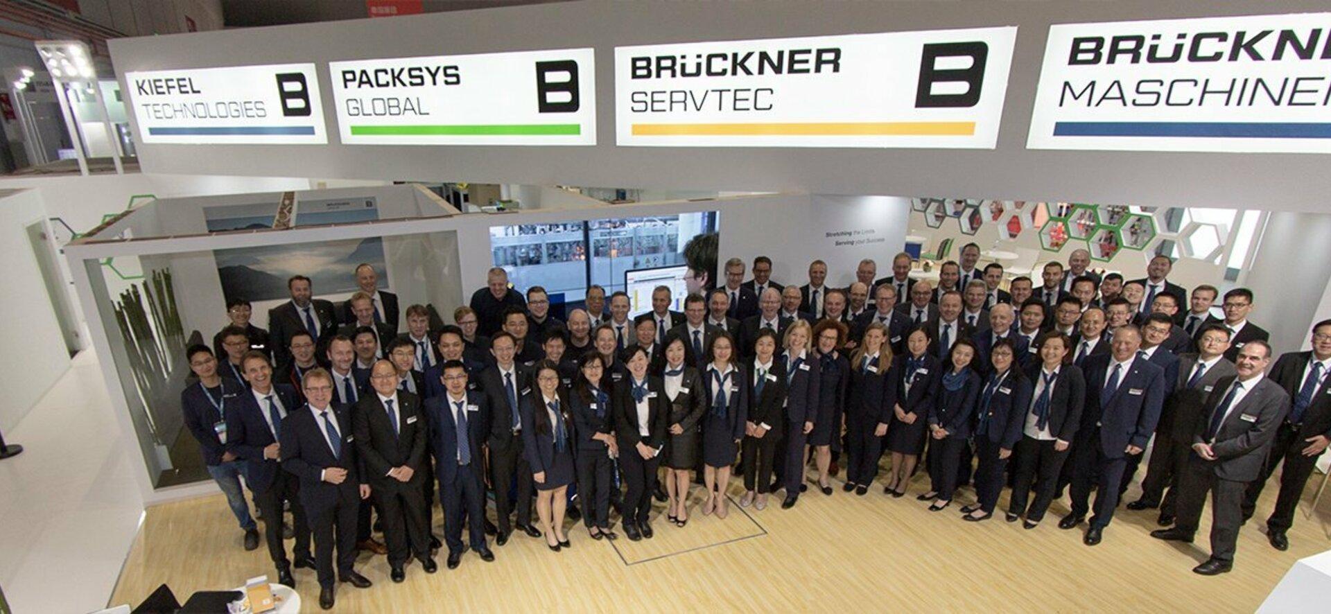 Brückner Servtec: Events