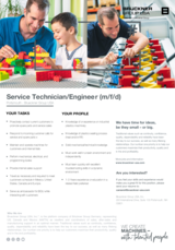Service Technician/Engineer