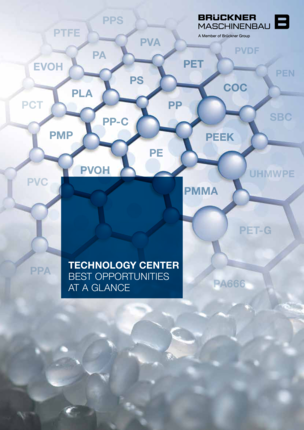 Brochure: Technology Center