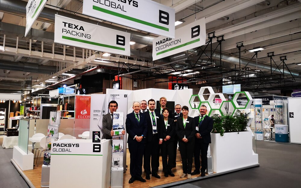 PackSys Global Team at ADF 2020 in Paris
