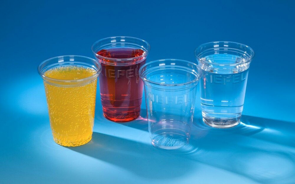 Thermoforming Packaging - Cups