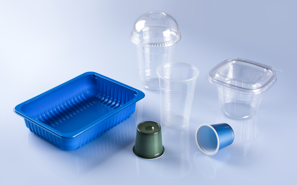Thermoforming Packaging - Trays
