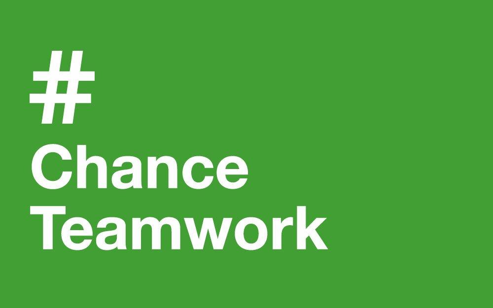 #Chance #Teamwork
