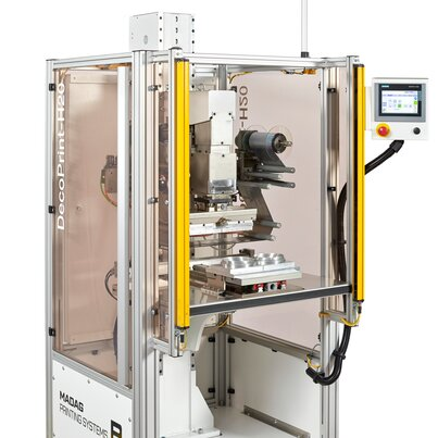 DecoPrint H20 machine