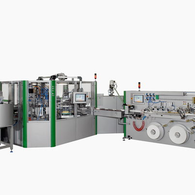 LT125 machine line