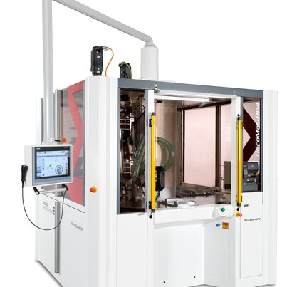 DecoMat HP4 machine