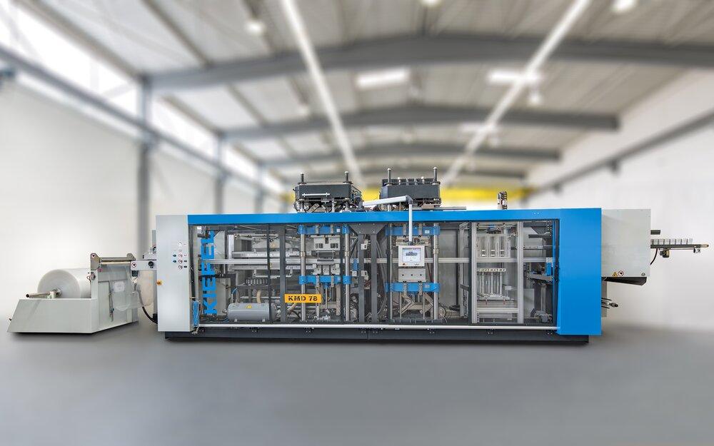 Automatic Pressure Forming Machine SPEEDFORMER KMD 78.1 Premium