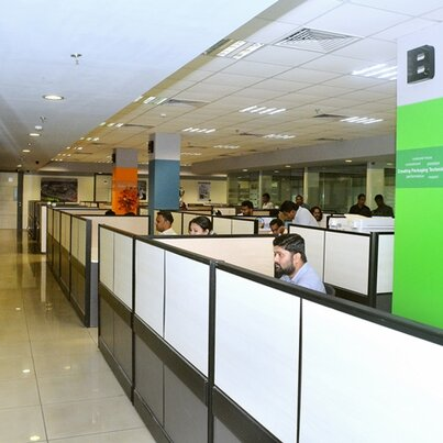 PackSys Global India office