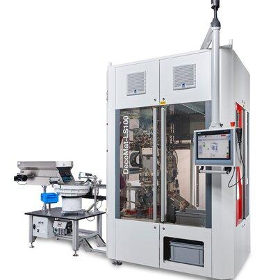 DecoMat-LS100 machine