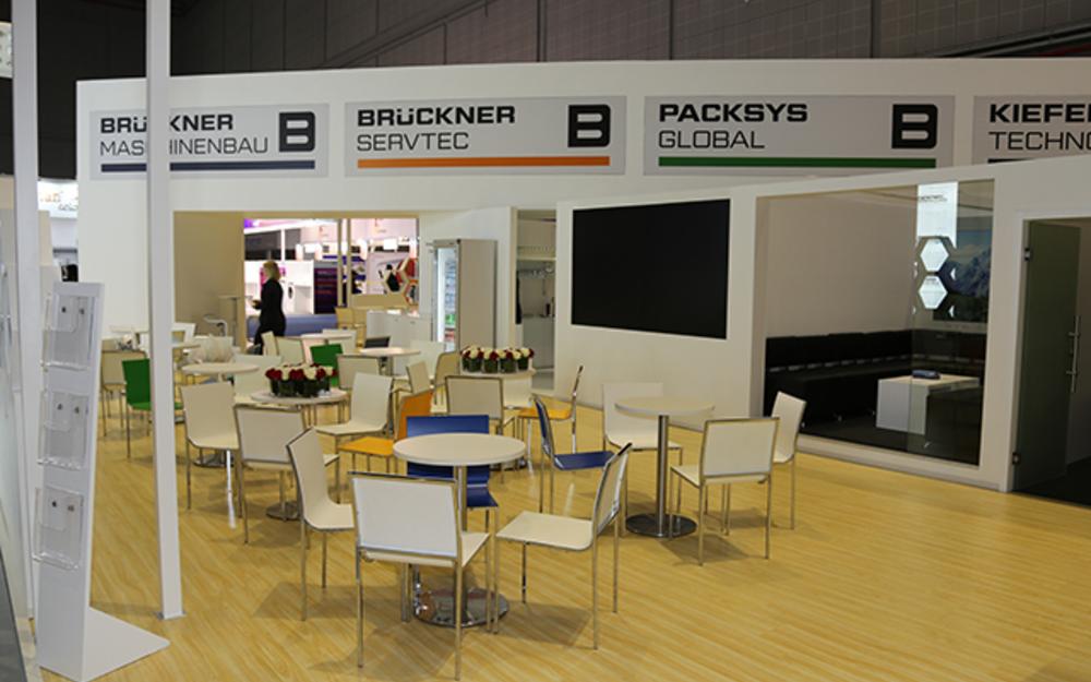 PackSys Global booth at Chinalas 2018