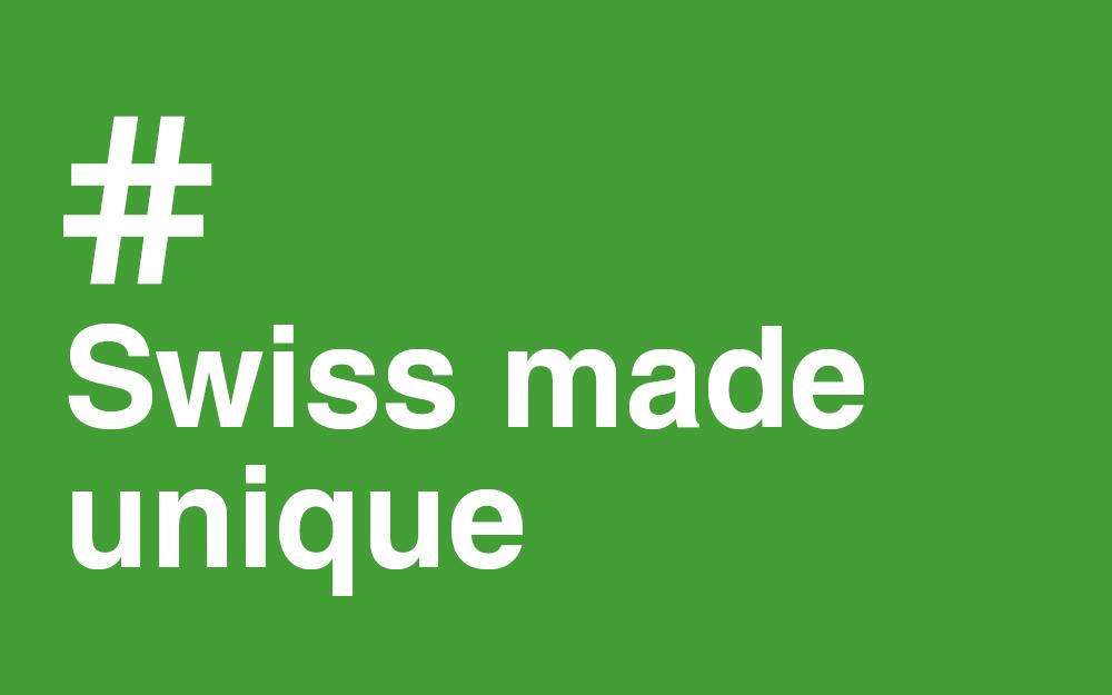 #SwissMade #Unique