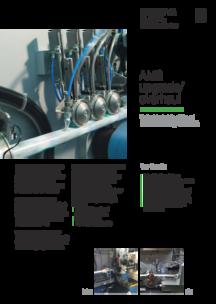 AMS Upgrades und Generalüberholungen
