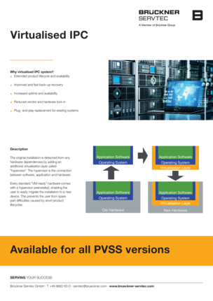 Virtualised IPC