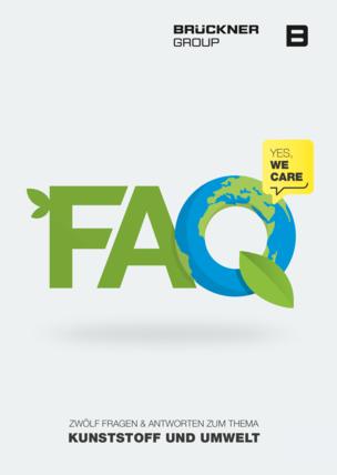 Umwelt und Kunststoff - FAQs | Yes, we care - Teil 1