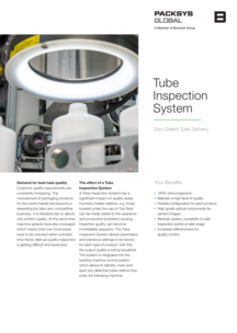 Tube Inspection System