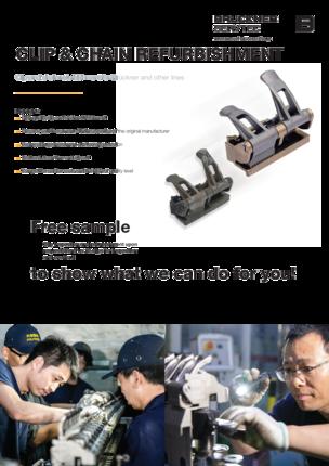 Clip and Chain Refurbishment