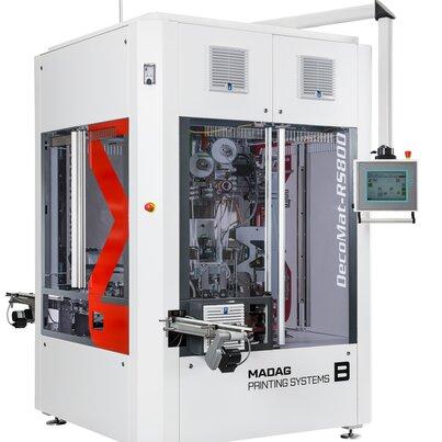 DecoMat-RS800 machine