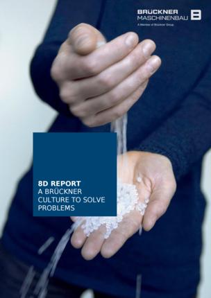 Brückner 8D Report für Lieferanten