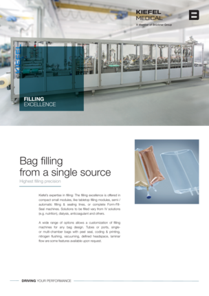 Form Fill Seal systems