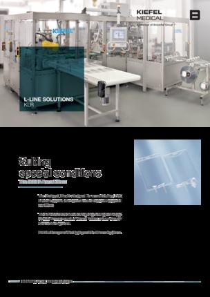 PVC-Infusionsbeutel-Maschine