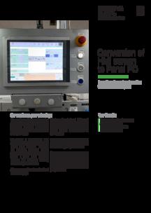 Conversion of HMI screen to Panel PC